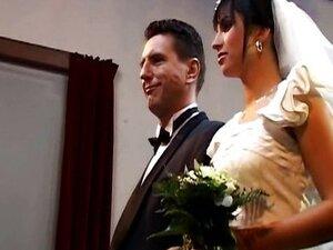 ebony wedding